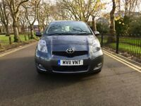 2011 Toyota Yaris 1.33 VVT-i T Spirit 5dr | Manual | Low Miles | Like Corsa Micra Jazz Fiesta Astra