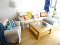 Coffee Table & Single-Seater Sofa