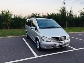 MERCEDES-BENZ VIANO 3.0 CDTI AMBIENTE ONLY 54000 MILEAGE ONE OWNER