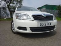 12 SKODA OCTAVIA S TDI CR 1.6 DIESEL,MOT NOV 018,1 OWNER FROM NEW,2 KEYS,PART HISTORY,GREAT DRIVER