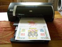 2 x Hewlett Packard HP OFFICEJET K7100 Large Format InkJet Printers