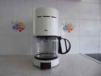 Braun Automatic Coffee Maker Aromaster KF32