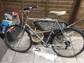 BSA courier bicycle