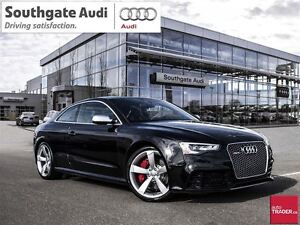 2015 Audi RS 5 4.2 (S tronic) / RARE / LOW KM's