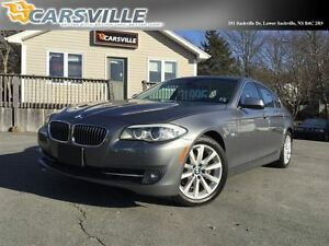 2013 BMW 5 Series 528i xDrive LEAN POWER!!