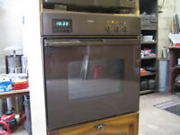 Bosch electric fan assisted built in oven with grill