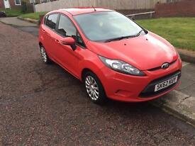 2012 62 plate Ford Fiesta Edge 1.4 Tdci £20 tax REDUCED!!!!