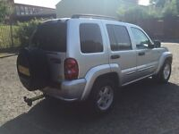 JEEP CHERIOKEE LIMITED 2.8 TURBO DIESEL AUTOMATIC