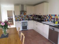 Beautiful 4 bedroom house with garden and garage near University of Southampton