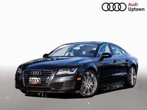 2013 Audi A7 3.0 Premium W/HEAD UP DISPLAY