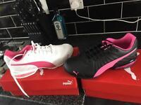 Ladies trainers brand new size 6