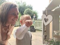 NANNY/CARER/MOTHERS HELP/CLEANER (PA) for 4 year old & disabled mother £8.50p/h