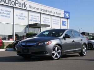 2013 Acura ILX 5-Spd AT w/ Premium Package| Sunroof| Heated leat