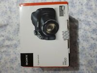 Almost new Sony DSC-H400 camera used only twice