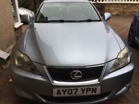 Used Lexus IS220d for sale