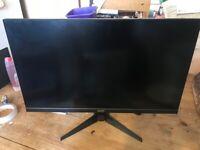 "Acer QG241Y 24"" 1920x1080P monitor"