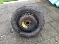 Spare wheel for volvo xc90