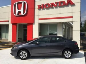 2015 Honda Civic Sedan LX, ONLY $115 BIWEEKLY, 0 DOWN, O.A.C.