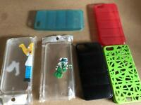 Joblot bulk iPhone 5 5s cases new