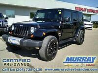 2010 Jeep Wrangler Sahara Unlimited 4WD Convertible *Nav* *Leath