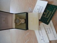 GUCCI Gents Watch 9700M