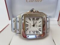 New Swiss Cartier Santos 100 for sale!