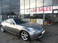 2006 06 NISSAN 350 Z 3.5 V6 3D 277 BHP **** GUARANTEED FINANCE **** PART EX WELCOME