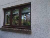 Patio door +window