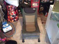 Brand new fishing chair