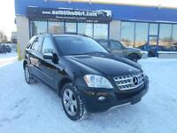 MERCEDES-BENZ ML320 BLUETEC AWD 2009