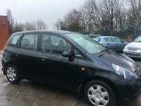 2008 Honda Jazz 5 Door Hatchback, MOT Dec 2018, 130K Miles, VERY GOOD CONDITION