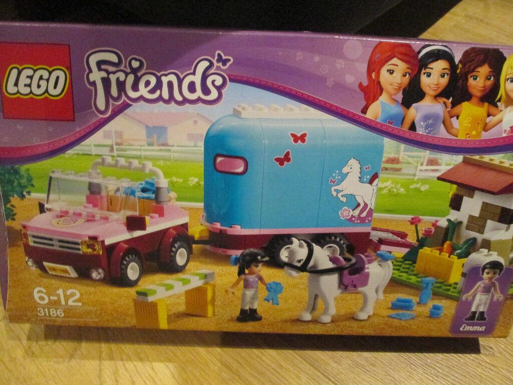 Various Lego Friends Sets Boxedinstructions 100