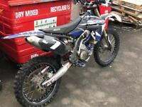 Yzf450 2013 swap / px for decent transit or connect cash either way