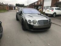 Bentley gt 700bhp super sport bodykit