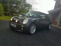 STUNNING LIMITED EDITION MINI FOR SALE WITH FULL JOHN COOPER S UPGRADE