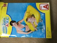 SWIMMING AID - BABY INFLATABLE-WATER FLOAT