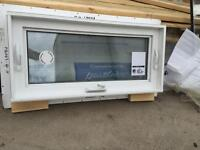 PVC triple Pane Awning Window