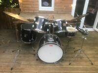DRUM KIT GREAT CONDITION FOR SALE