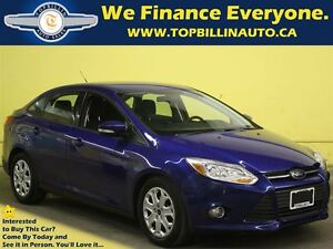 2012 Ford Focus Automatic, Clean Carproof, Car Loans for Everyon