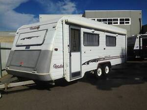 2004 Roadstar Voyager 4000 east west bed, shower toilet Melrose Park Mitcham Area Preview