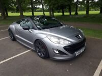Stunning looking rcz, joy to drive. Comes with 2 keys and an MOT until 01/01/19.