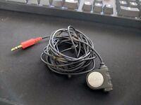 Zalman ZMMIC1 Lapel Microphone
