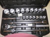 new britool pro 3/4 inch socket set