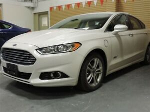 2015 Ford Fusion Energi Titanium $210.43 Bi-Weekly For 72 Months