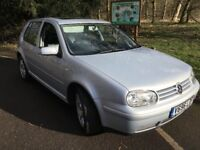 Volkswagen MKIV Golf 2.0 GTI 5dr FULL MOT, CAMBELT AND WATER PUMP REPLACED