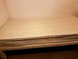 Single bed matress