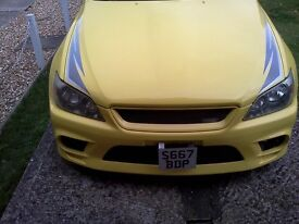 Toyota Altezza RS200 Turbo for sale
