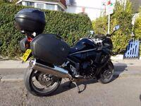 Suzuki GSX1250 FA 1250cc Black 2014 Very Clean under 11000 Miles