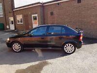 2002 Vauxhall Astra Elegance 1.8 petrol , ful service history , 1 year MOT