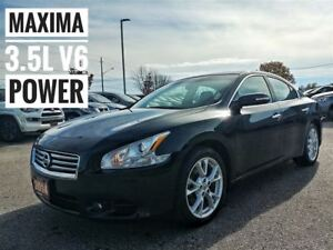2014 Nissan Maxima SV Leather Sunroof  FREE Delivery
